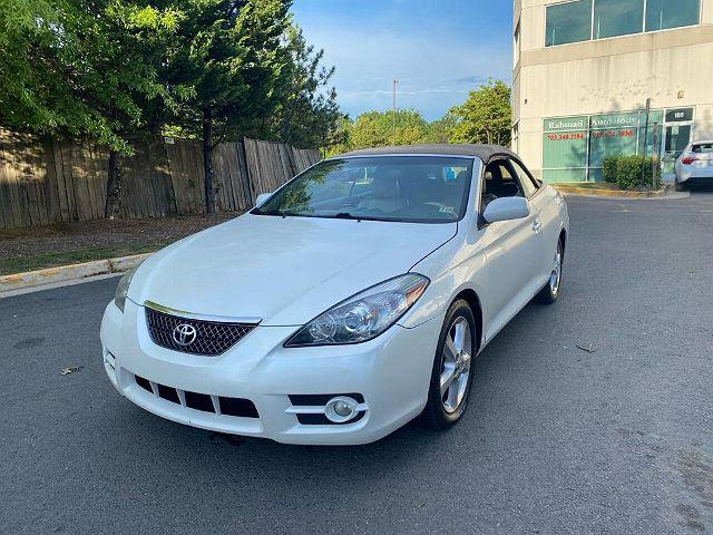 2008 Toyota Camry Solara SLE for sale in Chantilly, VA