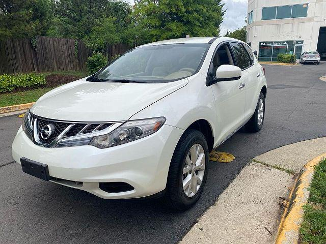 2011 Nissan Murano S for sale in Chantilly, VA