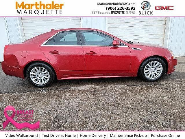 2013 Cadillac CTS Sedan Luxury for sale in Marquette, MI