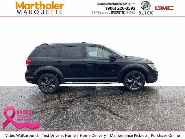 2018 Dodge Journey Crossroad for sale in Marquette, MI