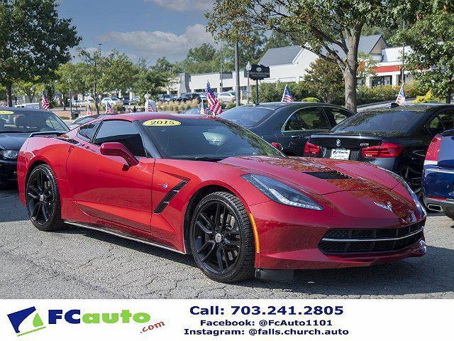 2015 Chevrolet Corvette Z51 2LT for sale in Falls Church, VA