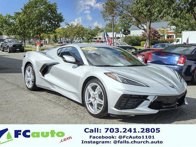 2020 Chevrolet Corvette 1LT for sale in Falls Church, VA