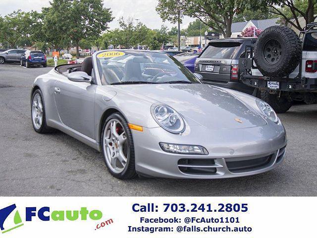 2006 Porsche 911 Carrera S for sale near Falls Church, VA