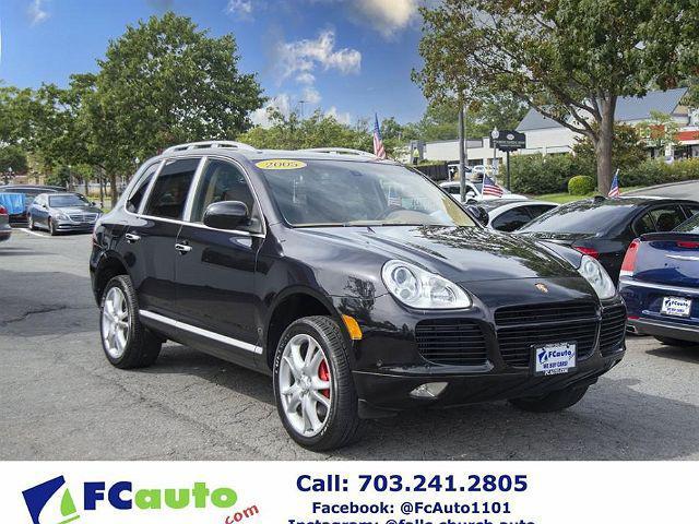 2005 Porsche Cayenne Turbo for sale in Falls Church, VA