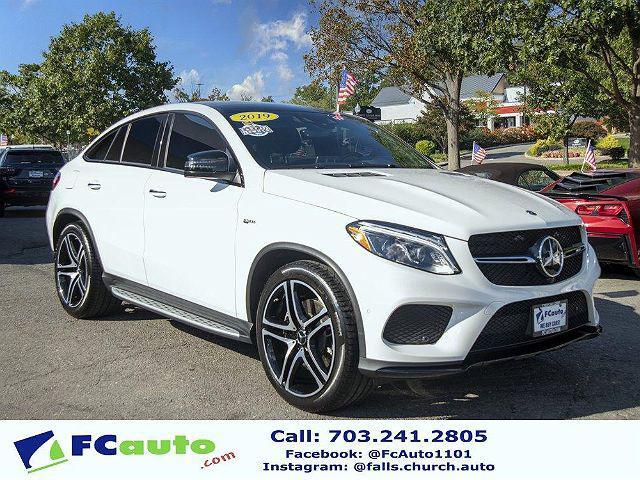2019 Mercedes-Benz GLE AMG GLE 43 for sale in Falls Church, VA