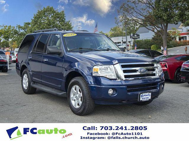 2012 Ford Expedition XLT for sale in Falls Church, VA
