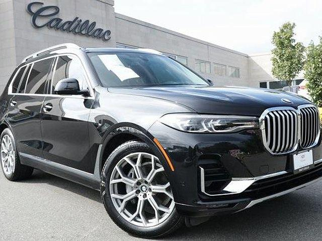 2020 BMW X7 xDrive40i for sale in Englewood Cliffs, NJ