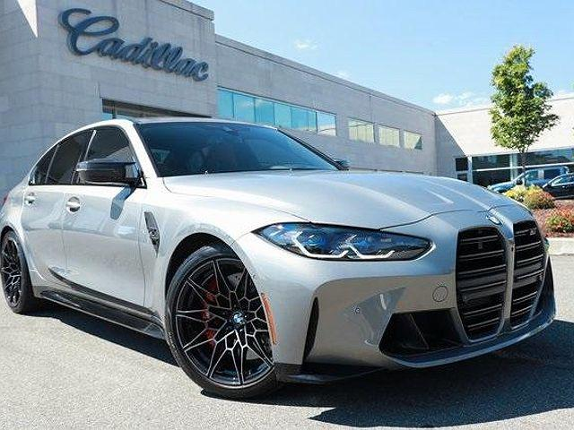 2021 BMW M3 Competition for sale in Englewood Cliffs, NJ