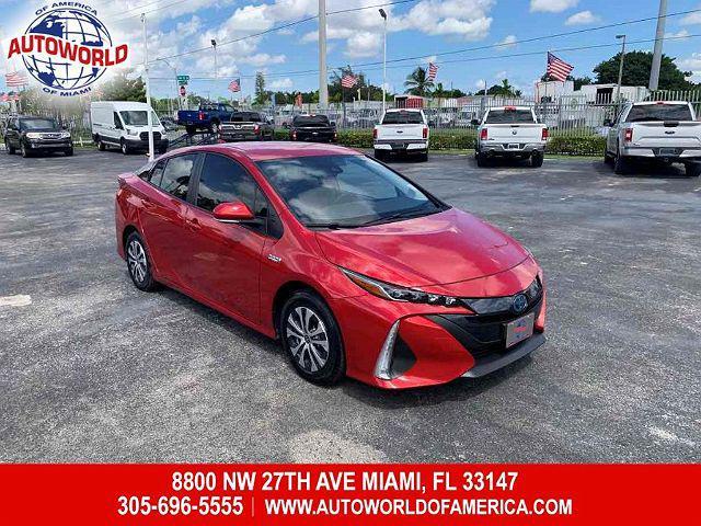 2021 Toyota Prius Prime LE for sale in Miami, FL