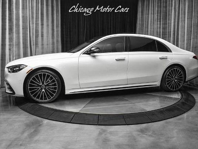 2021 Mercedes-Benz S-Class S 580 for sale in West Chicago, IL