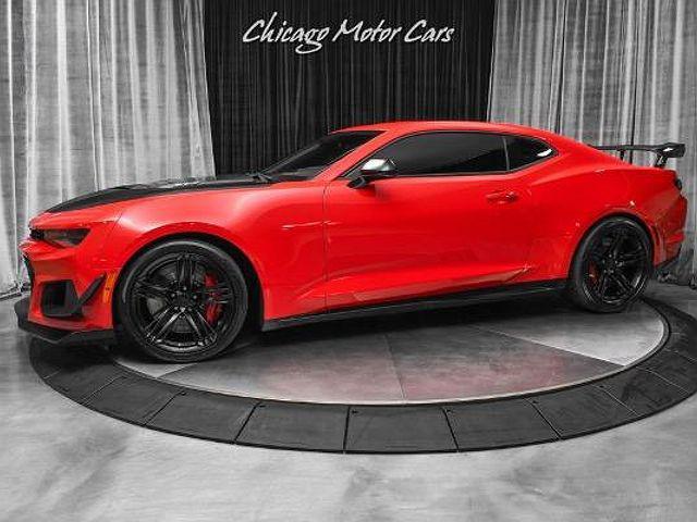 2020 Chevrolet Camaro ZL1 for sale near West Chicago, IL