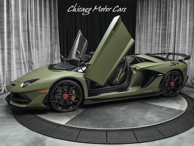 2020 Lamborghini Aventador SVJ for sale in West Chicago, IL