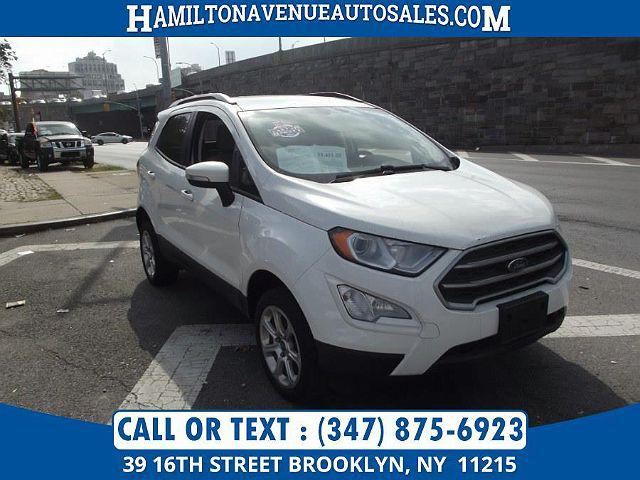 2018 Ford EcoSport SE for sale in Brooklyn, NY