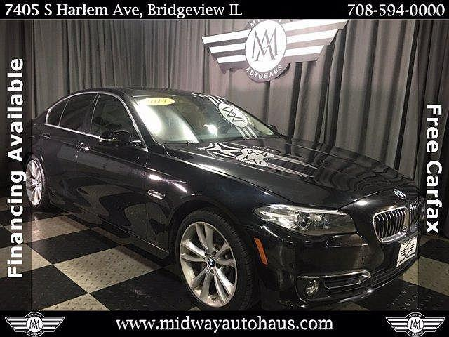 2014 BMW 5 Series 535i for sale in Bridgeview, IL