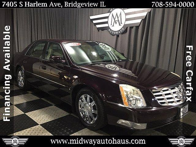 2007 Cadillac DTS Luxury II for sale in Bridgeview, IL