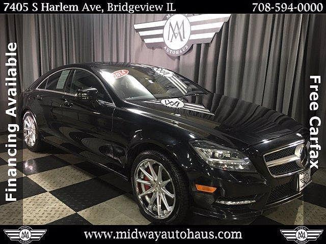 2014 Mercedes-Benz CLS-Class for sale near Bridgeview, IL