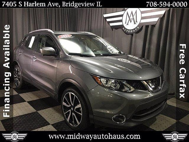 2017 Nissan Rogue Sport SL for sale in Bridgeview, IL