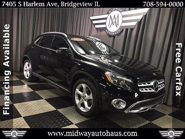 2018 Mercedes-Benz GLA GLA 250 for sale in Bridgeview, IL