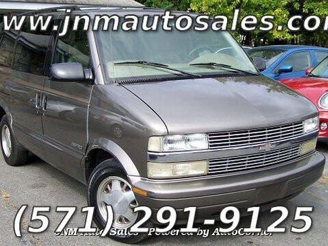 "2000 Chevrolet Astro Passenger 111"" WB RWD for sale in Leesburg, VA"