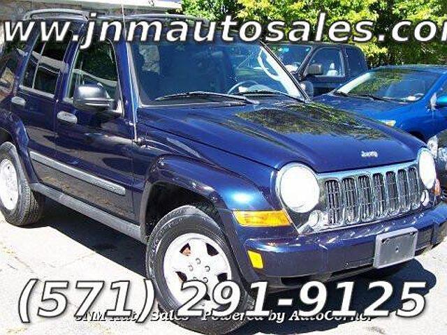2007 Jeep Liberty Sport for sale in Leesburg, VA