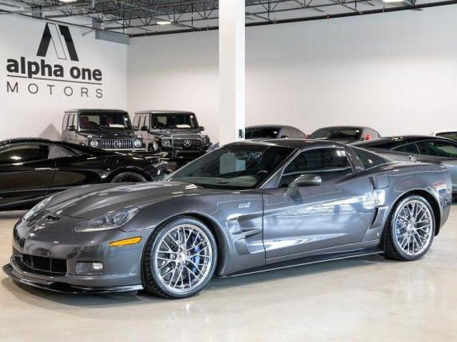 2009 Chevrolet Corvette ZR1 w/3ZR for sale in Round Rock, TX