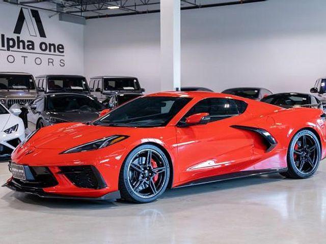 2020 Chevrolet Corvette 3LT for sale in Round Rock, TX