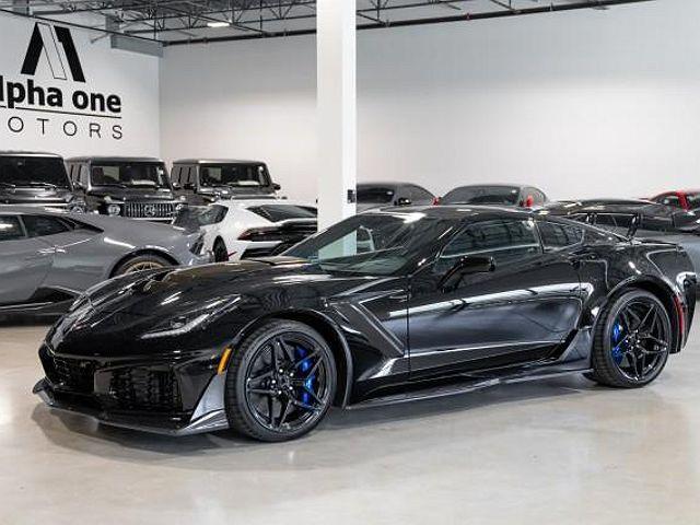2019 Chevrolet Corvette ZR1 3ZR for sale in Round Rock, TX