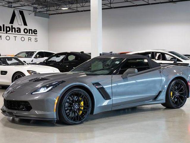 2015 Chevrolet Corvette Z06 3LZ for sale in Round Rock, TX
