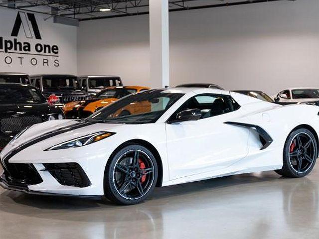 2021 Chevrolet Corvette 3LT for sale in Round Rock, TX