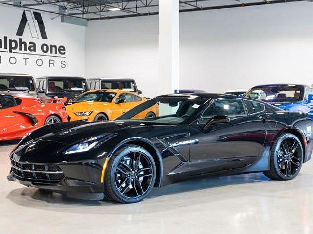 2019 Chevrolet Corvette 1LT for sale in Round Rock, TX