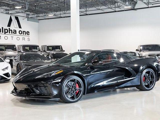 2021 Chevrolet Corvette 2LT for sale in Round Rock, TX
