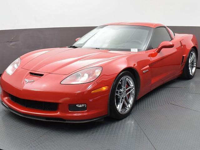 2006 Chevrolet Corvette Z06 for sale in Round Rock, TX