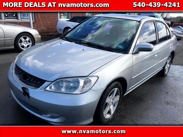 2004 Honda Civic EX for sale in Bealeton, VA