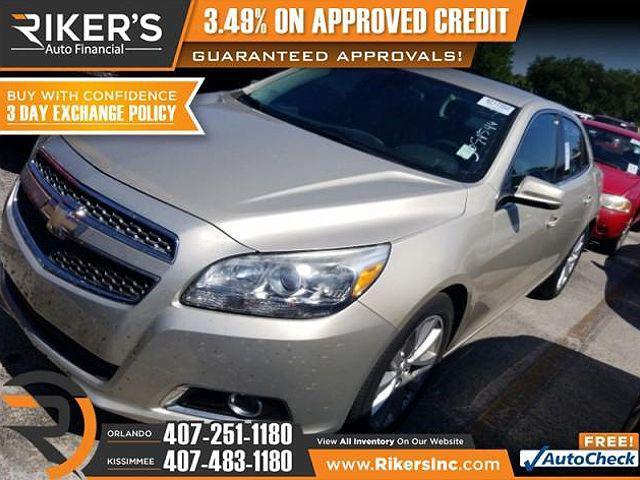2013 Chevrolet Malibu LT for sale in Kissimmee, FL