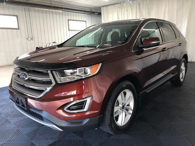 2016 Ford Edge SEL for sale in Michigan Center, MI