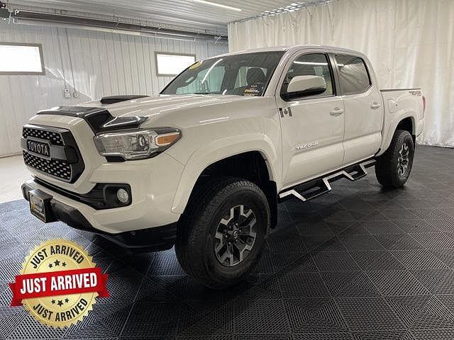 2017 Toyota Tacoma TRD Sport for sale in Michigan Center, MI