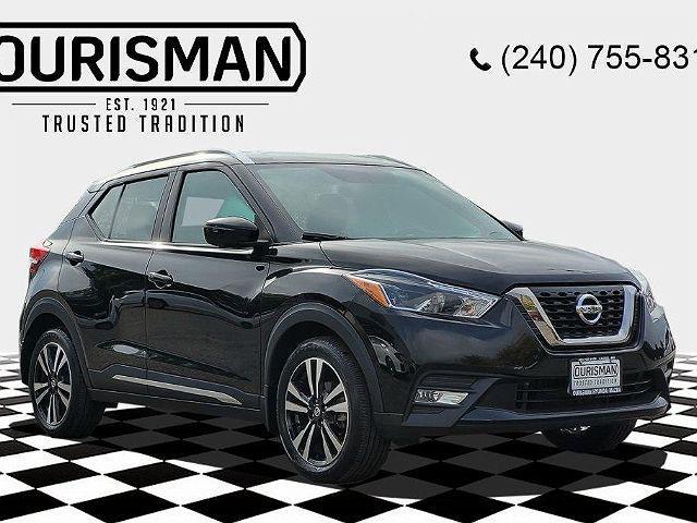 2018 Nissan Kicks SR for sale in Laurel, MD
