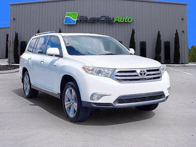 2012 Toyota Highlander Limited for sale in Chattanooga, TN