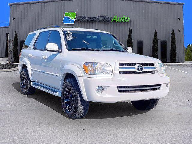 2006 Toyota Sequoia Limited for sale in Chattanooga, TN