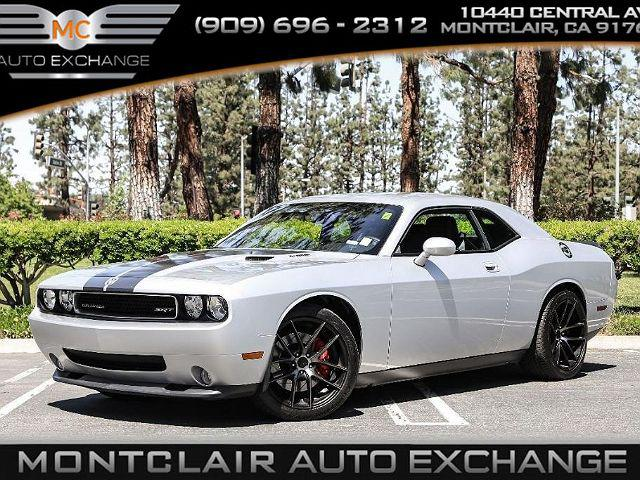 2010 Dodge Challenger SRT8 for sale in Montclair, CA