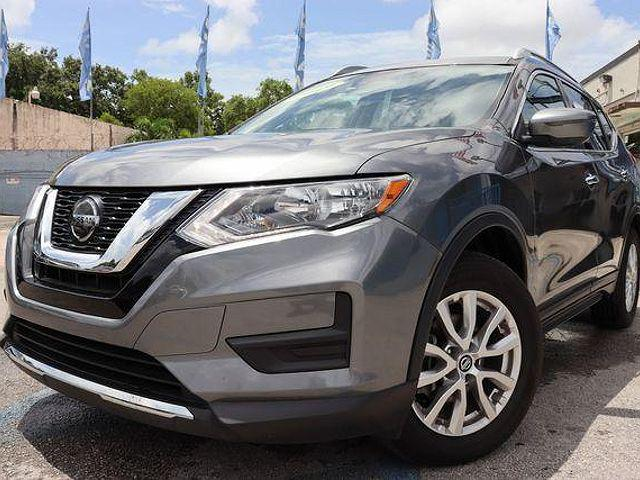 2019 Nissan Rogue SV for sale in Miami, FL