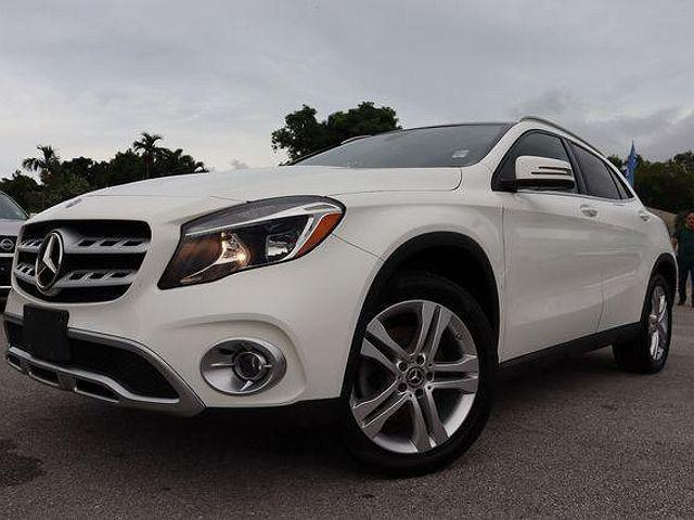 2018 Mercedes-Benz GLA GLA 250 for sale in Miami, FL