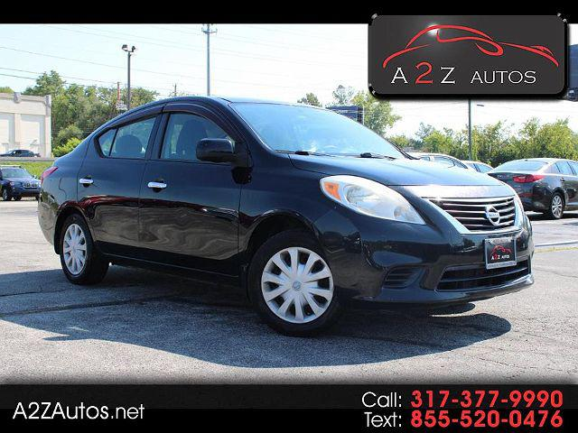 2012 Nissan Versa SV for sale in Indianapolis, IN