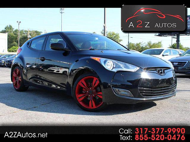2012 Hyundai Veloster w/Red Int for sale in Indianapolis, IN