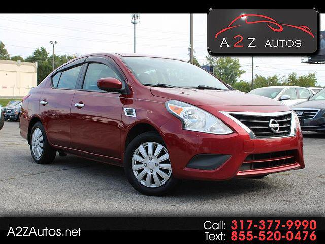 2016 Nissan Versa SV for sale in Indianapolis, IN