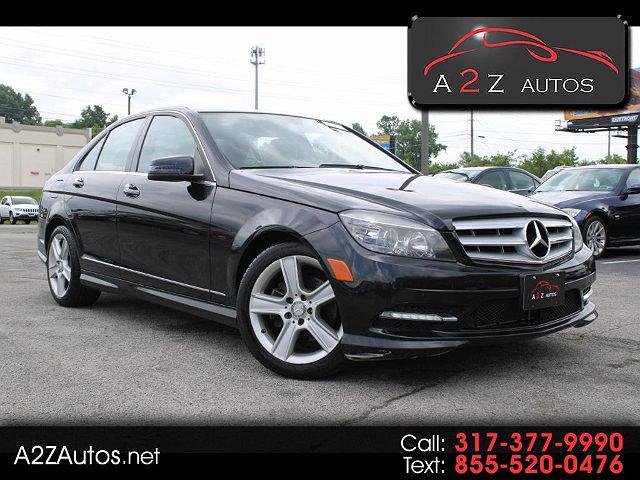 2011 Mercedes-Benz C-Class C 300 for sale in Indianapolis, IN