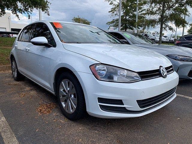 2015 Volkswagen Golf TDI S for sale in Daphne, AL
