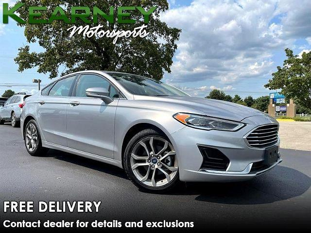 2020 Ford Fusion SEL for sale in Shepherdsville, KY