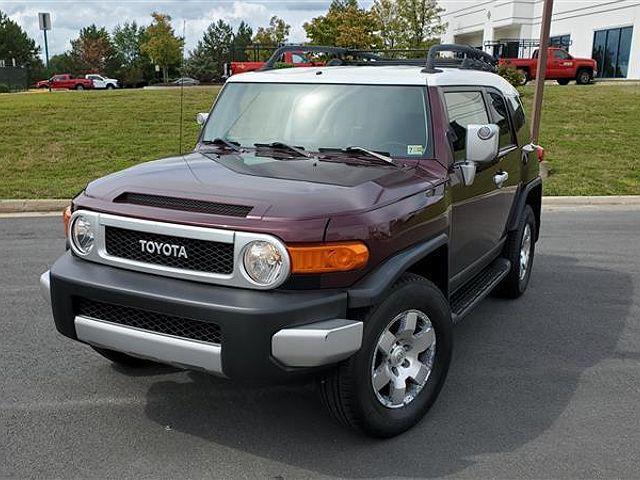 2007 Toyota FJ Cruiser 4WD 4dr Auto (Natl) for sale in Sterling, VA