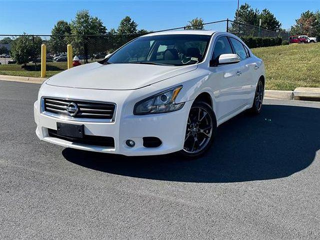 2012 Nissan Maxima 3.5 S w/Limited Edition Pkg for sale in Sterling, VA